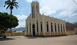 Pocrane - Igreja Batista em Pocrane-Foto:jaironunes