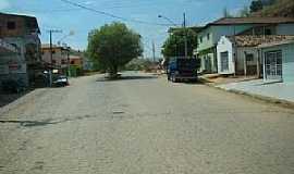 Pocrane - Pocrane-MG-Rua da cidade-Foto:jaironunes