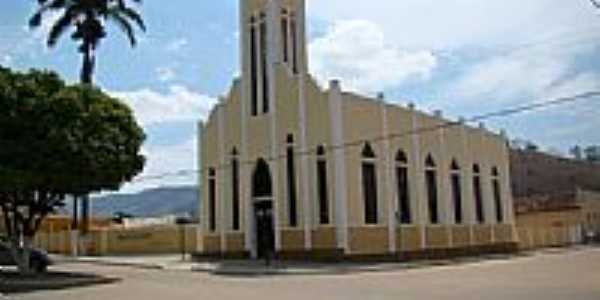 Igreja Batista em Pocrane-Foto:jaironunes