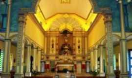 Pomp�u - Interior da Igreja Matriz, Por Rodrigo Nolasco da Silva