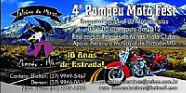 4º Pompéu Moto Fest-MG