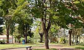 Ponte Alta - Ponte Alta-MG-Praça Dr.Augusto Barreto-Foto:pontealta.comunidades.net