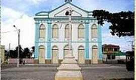 Aporá - Aporá-BA-Igreja de N.Sra.de Conceição-Foto:diocesedealagoinhas.
