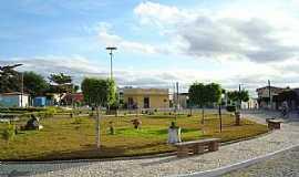 Apor� - Apor�-BA-Pra�a central-Foto:Genil Torquato da Silva