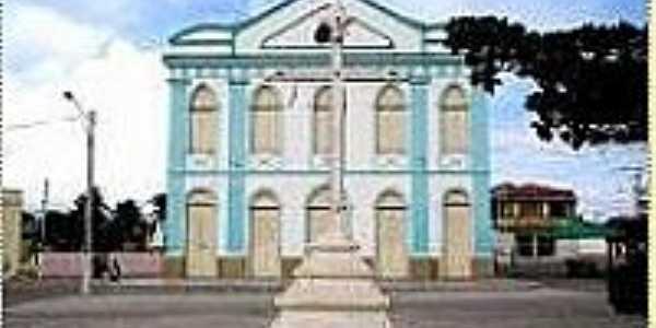 Aporá-BA-Igreja de N.Sra.de Conceição-Foto:diocesedealagoinhas.