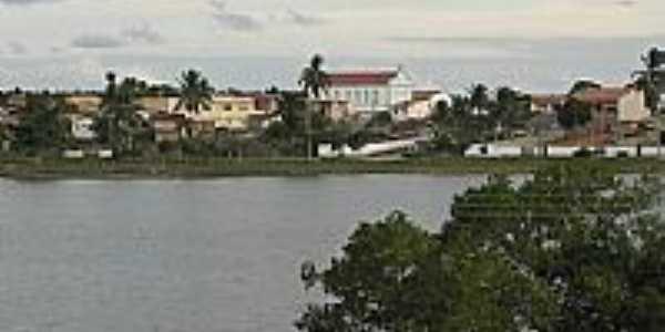 Vista da cidade de Aporá-BA-Foto:wikipedia