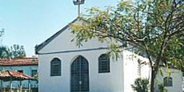 Igreja de São Pedro Apóstolo em Ponte Firme-MG-Foto:Vicente A. Queiroz