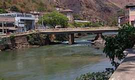 Ponte Nova - Ponte Nova-MG-Ponte sobre o Rio Pitangas-Foto:GELASBRFOTOGRAFIAS