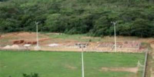 Ponto do Marambaia - MG - Campo de Futebol do Ponto, Por Jose Onofre Rockstroh Batista