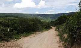 Ponto dos Volantes - Ponto dos Volantes-MG-Estrada q leva ao sabão na Comunidade de São João Grande-Foto:Dione alves