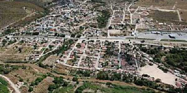 Ponto dos Volantes-MG-Vista aérea-Foto:wallaceps