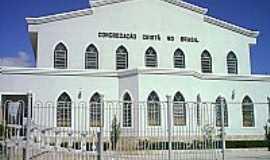 Porteirinha - Igreja da Congregação Cristã do Brasil em Porteirinha-Foto:Congregação Cristã.NET