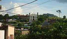 Apuarema - Matriz Senhor do Bonfim em Apuarema-BA-Foto:spao