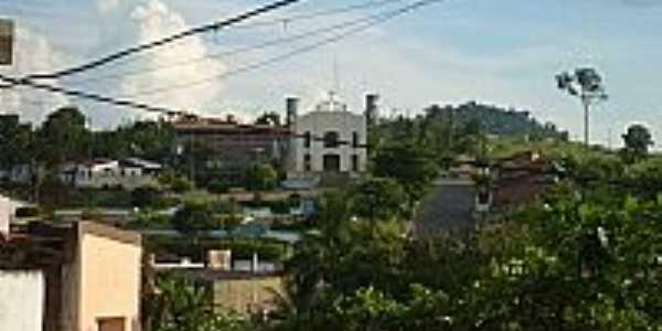 Matriz Senhor do Bonfim em Apuarema-BA-Foto:spao