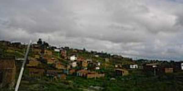 Vista parcial de Apuarema-BA-Foto:Miguel de Guilo