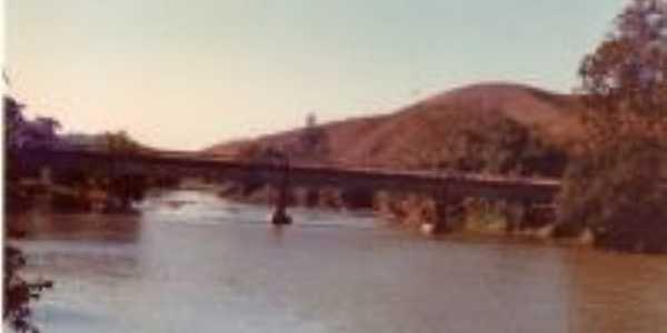 Ponte ligação Porto das Flores-MG Manuel Duarte RJ, Por Lindolfo Guimarães