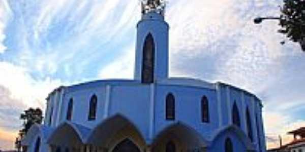Igreja de N.Sra.de Fátima em Pouso Alegre-MG-Foto:Cris Campanella
