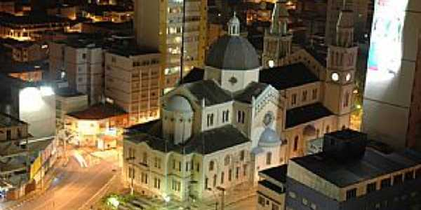 Pouso Alegre-MG-Catedral Metropolitana do Bom Jesus-Foto:João Batisa da Costa