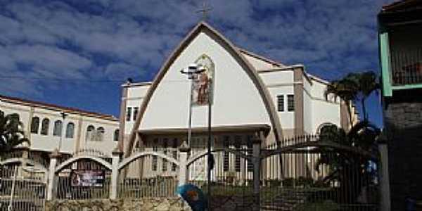 Pouso Alegre-MG-Igreja de Santo Antônio-Foto:vichv