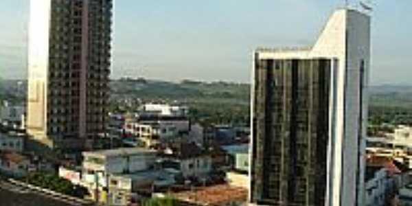 Pouso Alegre-MG-Vista parcial-Foto:Rogério Santos Perei…