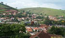 Pouso Alto - Pouso Alto-MG-Vista da cidade-Foto:Josue Marinho