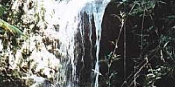Cachoeiras da Pedra Preta em Pouso Alto-Foto:Joseane Guimar�es