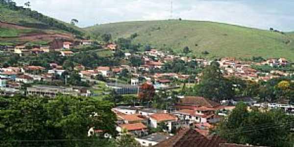 Pouso Alto-MG-Vista da cidade-Foto:Josue Marinho