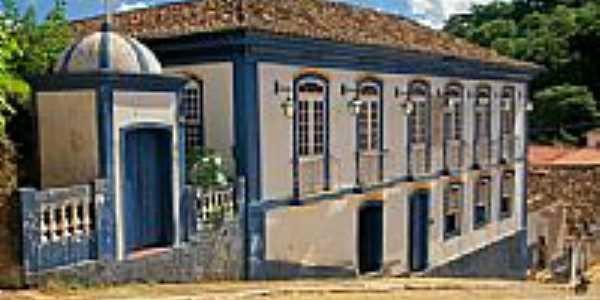 Patrimônio Histórico em Prados-MG-Foto:André Luís Vieira