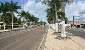 Araçás - Araças-BA-Avenida central-Foto:Dimitri Argolo Cerqueira