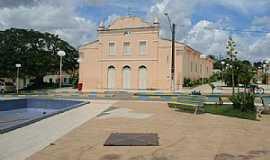 Araçás - Araças-BA-Igreja Matriz-Foto:Dimitri Argolo Cerqueira