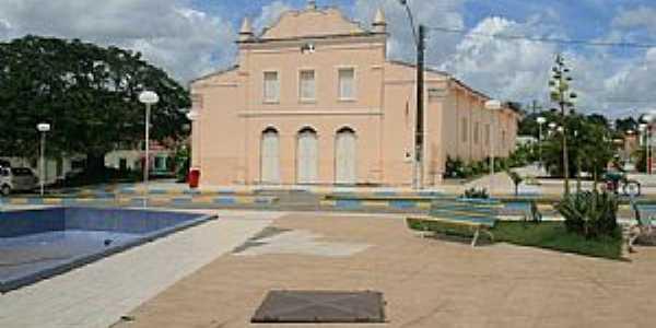 Araças-BA-Igreja Matriz-Foto:Dimitri Argolo Cerqueira