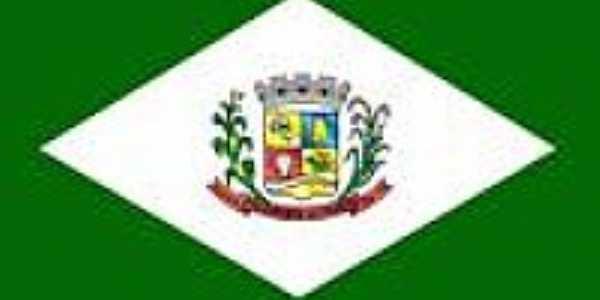 Bandeira Presidente Olegario=MG