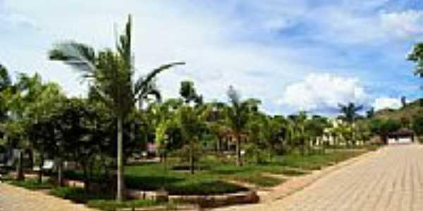 Praça-Foto:Elpídio Justino de A…
