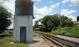 Prudente de Morais - Caixa d´água da estação-Foto:jaironunes