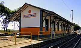 Prudente de Morais - Prudente de Morais-MG-Estação Ferroviária-Foto:Afrânio Humberto Porcaro B