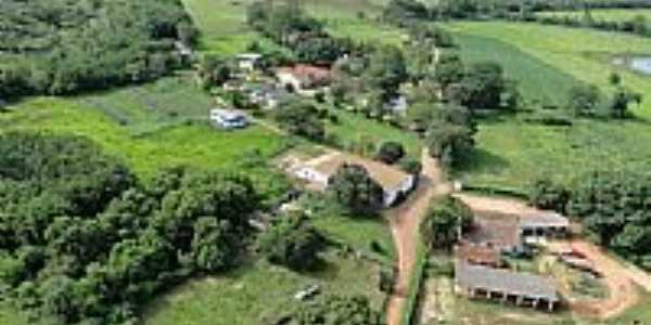 Prudente de Morais-MG-Vista aérea do Centro de Pesquisa da EPAMIG-Foto:7 ares