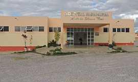 Aracatu - Aracatu-BA-Hospital Municipal-Foto:www.brumadonoticias.com.br