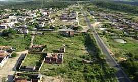 Aracatu - Aracatu-BA-Vista aérea-Foto:www.brumadoagora.com.br