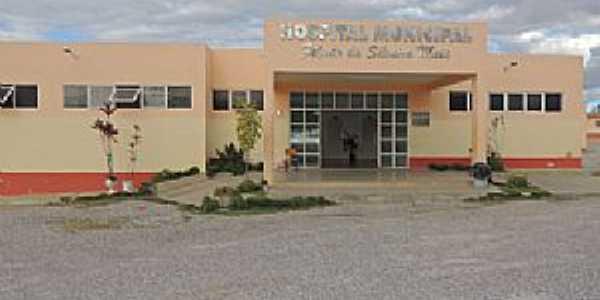 Aracatu-BA-Hospital Municipal-Foto:www.brumadonoticias.com.br