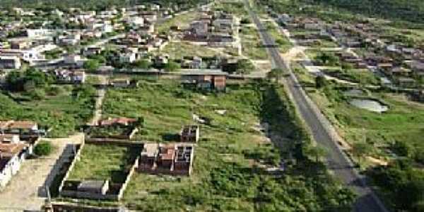 Aracatu-BA-Vista a�rea-Foto:www.brumadoagora.com.br
