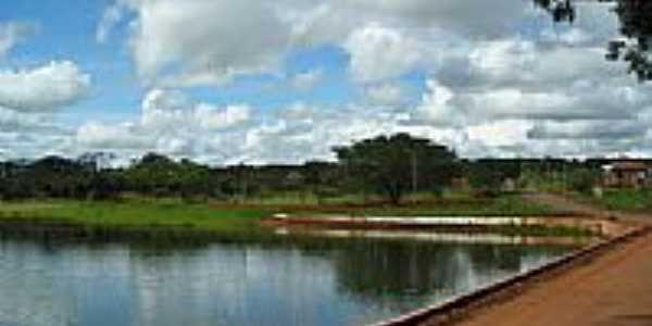 Lagoa em Quartel Geral-Foto:tony130666