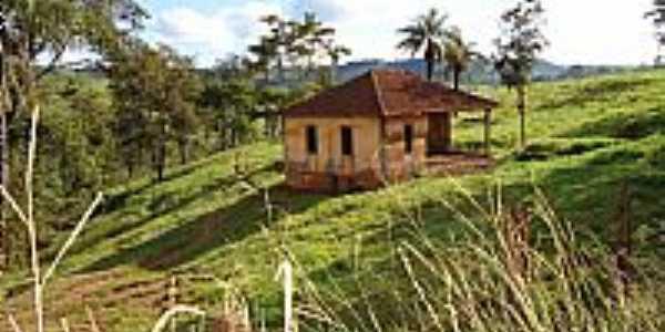 Quintinos-MG-Área rural-Foto:Geraldo Teixeira Guimarães