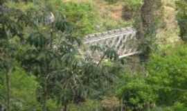 Raposos - ponte de ferro em Raposos, Por Elias da kombi
