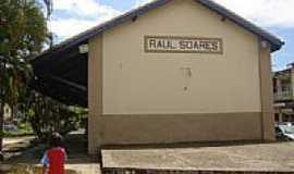 Raul Soares - Estação Ferroviária