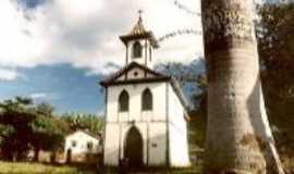 Ravena - Igreja Nossa Senhora do Rosário antes da reforma-Foto:matheus siqueira