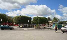 Araci - Araci-BA-Praça central-Foto:Politano365