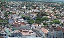 Araci - Araci-BA-Vista parcial da cidade-Foto:DaniloVictor