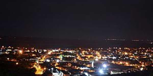 Araci-BA-Vista noturna-Foto:DaniloVictor