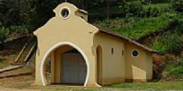Capela em Realeza-Foto:Altemiro Olinto Cris…