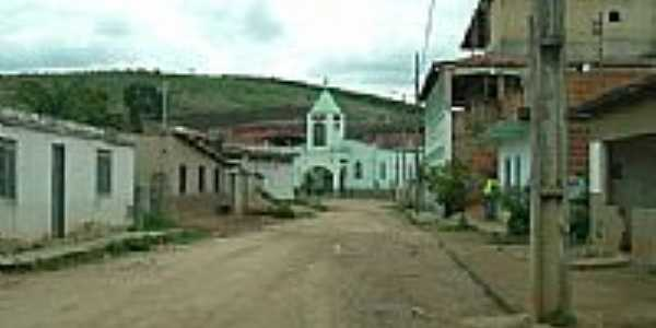 Vista da Igreja em Realeza-Foto:montanha